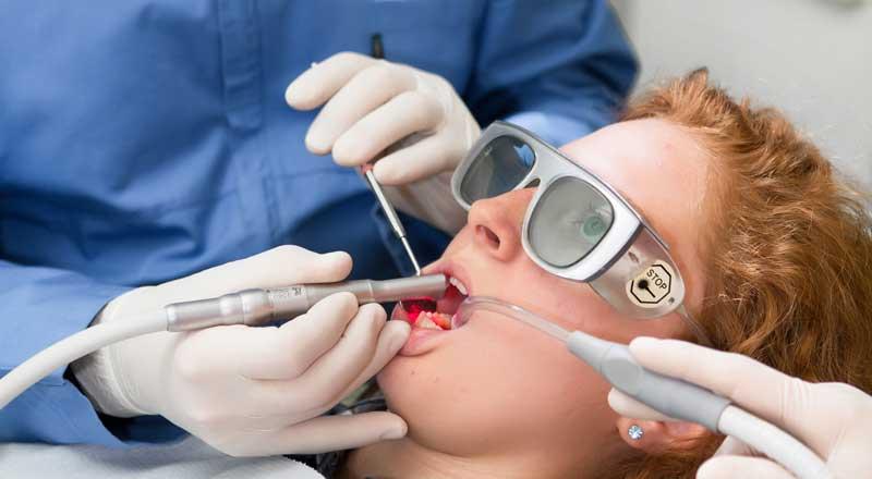 Cura infenzioni dentali Nichelino
